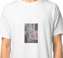 Mermaid on Hosier Lane Classic T-Shirt