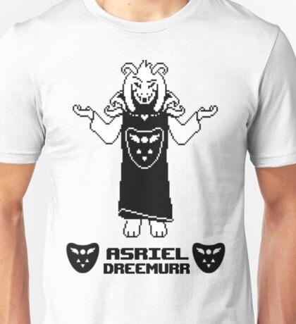Double Rune Asriel Dreemurr Unisex T-Shirt