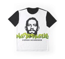 Conor McGregor Graffiti 04 Graphic T-Shirt