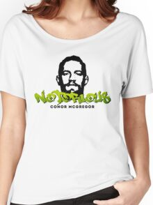 Conor McGregor Graffiti 04 Women's Relaxed Fit T-Shirt