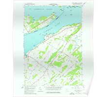 New York NY Saint Lawrence 129291 1958 24000 Poster