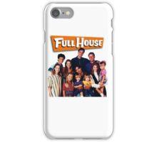 Full House iPhone Case/Skin