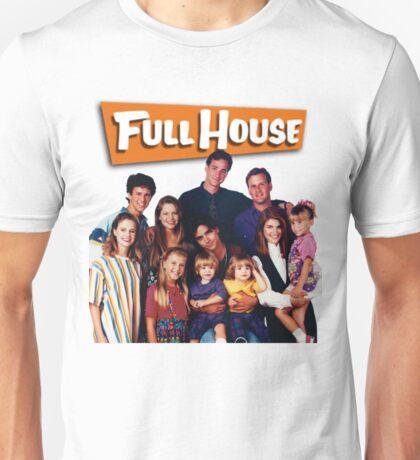 Full House Unisex T-Shirt