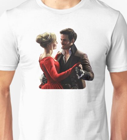 Captain Swan Fairytale Unisex T-Shirt