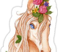 Adorned Unicorn Sticker