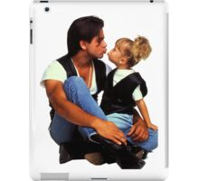 Uncle Jesse and Michelle Tanner iPad Case/Skin