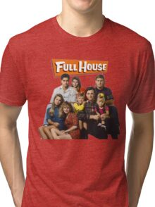 Full House Tri-blend T-Shirt
