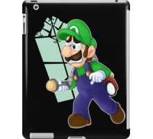 Vacuum Man iPad Case/Skin