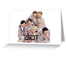 GOT7 Group Picture Greeting Card