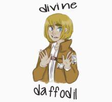 divine daffodil Kids Tee