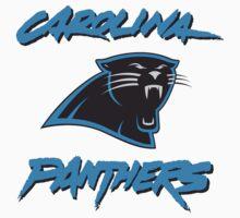 Carolina Panthers Baby Tee