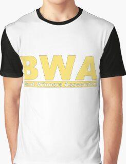 BWA Bread Winners Association  Graphic T-Shirt