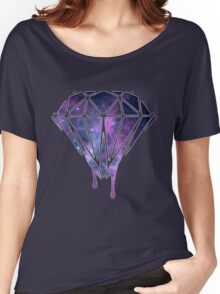 """DIAMOND """"TRIPPY ED."""" Women's Relaxed Fit T-Shirt"""