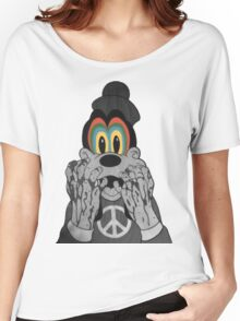 Trippy Goofy Women's Relaxed Fit T-Shirt