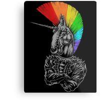 unicorn are not dead Metal Print