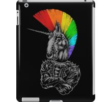 unicorn are not dead iPad Case/Skin
