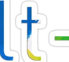 Alt-J Sticker