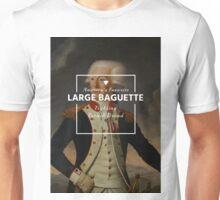 Large Baguette Unisex T-Shirt