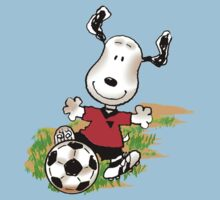 Lets Play Soccer Kids Tee