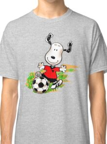 Lets Play Soccer Classic T-Shirt