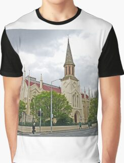 Storm over St Andrews Graphic T-Shirt
