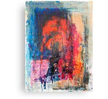 Blocks - India Canvas Print