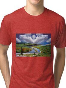 Spirit of Land Tri-blend T-Shirt
