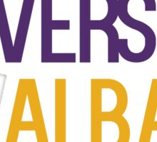 University at Albany  Sticker