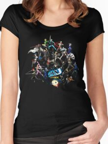 PERSONA 4 ARENA ULTIMAX Women's Fitted Scoop T-Shirt
