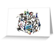 PERSONA 4 ARENA ULTIMAX Greeting Card