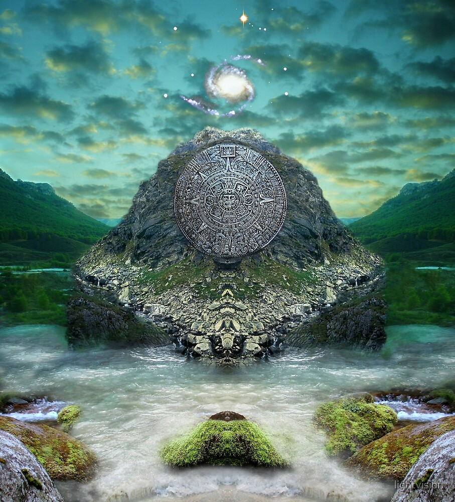 Ancient Prophecies - Maya #1 by lightvision