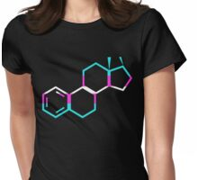 Trans Estrogen Womens Fitted T-Shirt