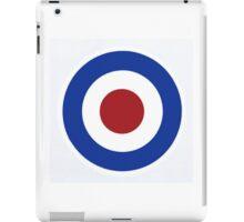 RAF Target iPad Case/Skin