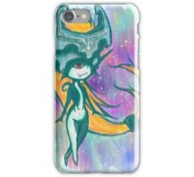 Midna (water color sketch) iPhone Case/Skin
