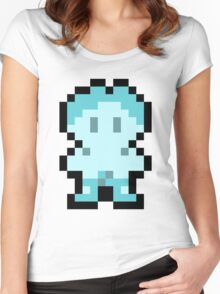 Pixel Iceman Women's Fitted Scoop T-Shirt
