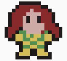 Pixel Jean Grey Kids Tee