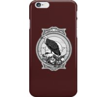 eagle skull iPhone Case/Skin