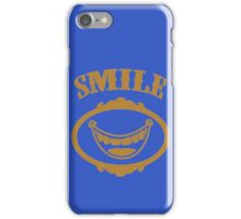 Smile for the Camera funny nerd geek geeky iPhone Case/Skin