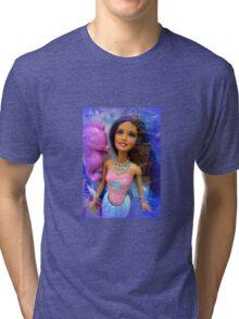 Mermaid Doll Tri-blend T-Shirt