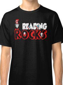 READING ROCKS Classic T-Shirt