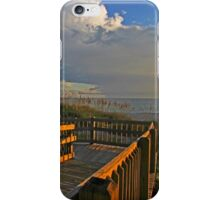 Down To The Beach iPhone Case/Skin