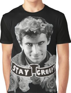 Norman Bates | Stay Creepy Graphic T-Shirt