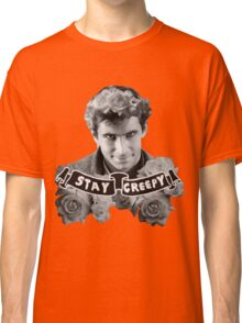 Norman Bates | Stay Creepy Classic T-Shirt