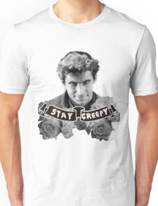Norman Bates | Stay Creepy Unisex T-Shirt