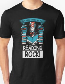 Read Across America Day Unisex T-Shirt