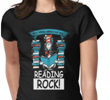 Read Across America Day Womens Fitted T-Shirt