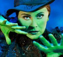 Louise Dearman as Elphaba Sticker