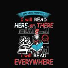 Read Across America - I will Read Every where by bangnv82