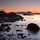 Wester Ross light #1 by Christopher Cullen