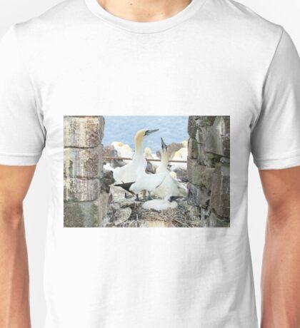 Gannets (Bass Rock) Unisex T-Shirt